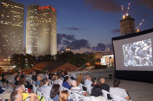 """В Ізраїлі показали документальний фільм """"Крим: як це було"""" (фото)"""