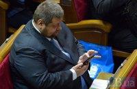 Правоохранители задержали Мосийчука (Добавлено видео)
