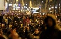 В Турции протестовали против смертных приговоров египетским исламистам