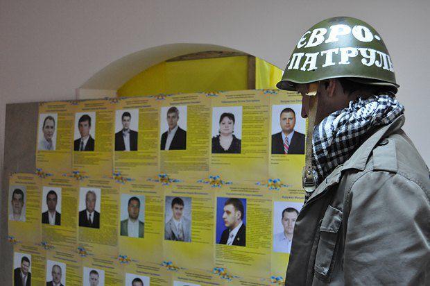 Инспекция участков журналистами Евро-патруля