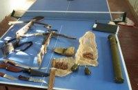Житель Херсонской области под видом волонтера вывозил боеприпасы из зоны АТО