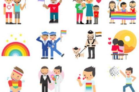"""Москвич пытался отсудить у Apple 1 млн рублей за """"однополые"""" смайлики в своем IPhone"""