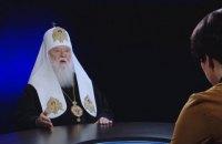 Патріарх Філарет: «Ми не застосовуємо силу по відношенню до московської парафії, хоча б могли»