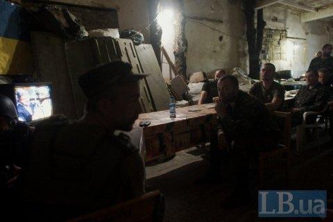 Зпочатку доби зафіксовано 18 порушення бойовиками режиму «повної тиші»