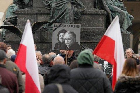 ВПольше проведут эксгумацию тела Качиньского