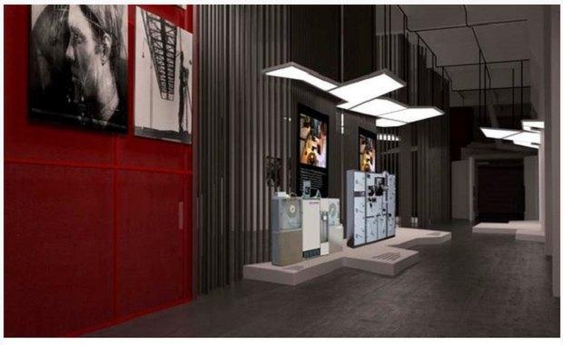 Центр Довженка вибрав дизайн для Музею кіно (фото)