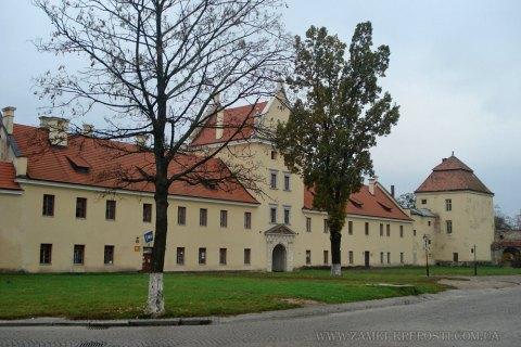Во Львовской области пытались поджечь замок эпохи Ренессанса