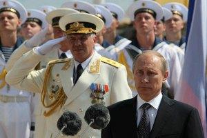 Путин: кровные и духовные узы Украины и России неразрывны