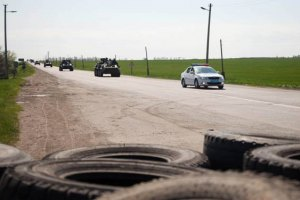 В Красноармейске неизвестные снесли блокпост сепаратистов (обновлено)