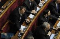 """Волынских депутатов теперь будут наказывать за """"кнопкодавство"""""""