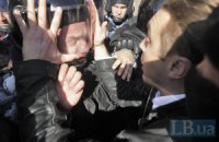 Кличко пожаловался в ГПУ на милиционеров из-за событий у Киевсовета
