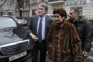 У Ющенко ответили Кравчуку на «пустомелю»