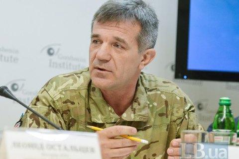 Костанчук предложил отправить по военному прокурору в каждое подразделение АТО