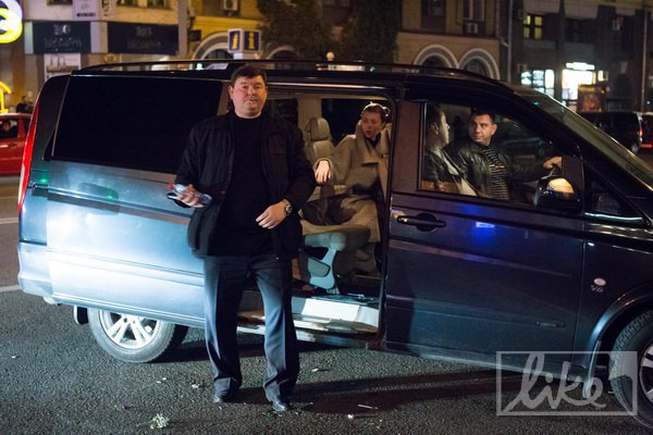 Охранник Киркорова разбил голову журналисту