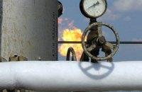 Украина увеличила количество газа в ПХГ на 4,45%