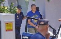 Испанские СМИ опубликовали фото задержания сына Черновецкого в Барселоне