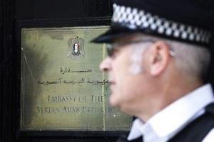 Сирія вигнала голландського дипломата