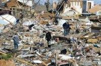 Число жертв торнадо в США возросло до 21 человека
