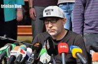 В Харькове активисты требовали от Кернеса подать в отставку