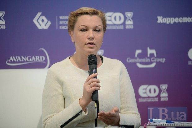 Оксана Продан, народный депутат Украины