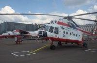 Украинский вертолет-рекордсмен поднялся выше Эвереста