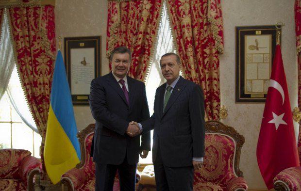 Эрдоганом Янукович встречался, чтобы завершить или начать что-то важное