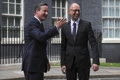 Украина готовит бизнес-форум с Британией