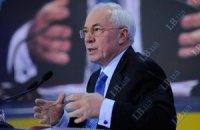Азаров упрекнул оппозицию в нежелании работать над законом о языках