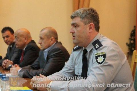 Блокирование украинско-словацкой границы: Москаль поручил полицейским «жестко навести порядок»