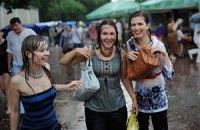 Завтра в Киеве обещают грозу