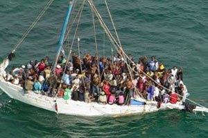 У греческого острова затонула лодка с мигрантами