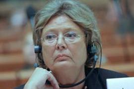 Северинсен заявила о формировании цензуры при Януковиче