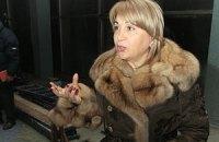 Жена Черновецкого отозвала иск о разводе