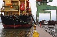 Финляндия отпустила судно с украинцами