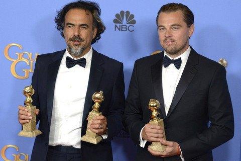 Золотий глобус— 2016: «Легенда Г'ю Гласса» стала кращим фільмом