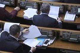 Сегодня депутаты будут работать до 22 часов