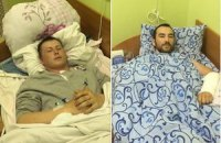 СБУ показала фото задержанных российских ГРУшников
