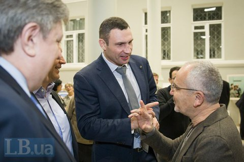 "Кличко предложил Шустеру вести программу на телеканале ""Киев"""