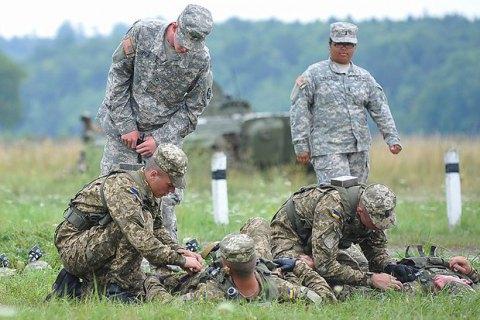 Рада одобрила допуск иностранных военных на четыре учения в 2016 году