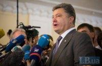 Порошенко намерен наладить эффективный диалог на востоке Украины