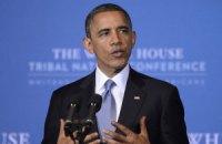 Обама подписал указ об экономических санкциях против России