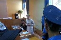 Печерский райсуд продолжил слушание дела Тимошенко