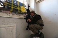 В аэропорту Донецка прекратили стрелять