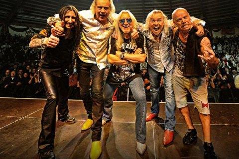 Uriah Heep виступлять у Києві