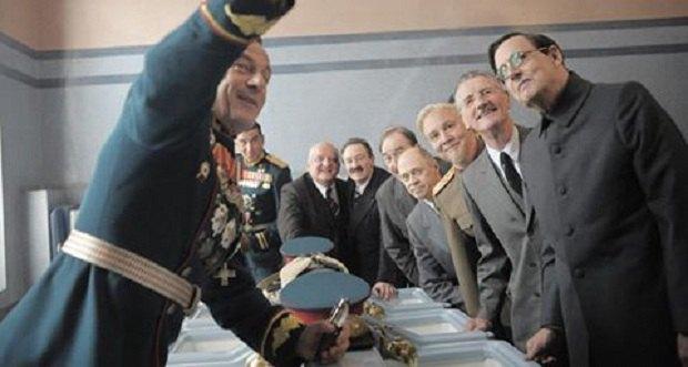 Стів Бушемі зіграє Хрущова в комедії про смерть Сталіна