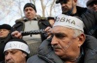 Чернобыльцы требуют от Януковича и Азарова погасить им задолженность по выплате пенсий