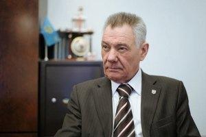Экс-мэр Омельченко попал в ДТП в центре Киева