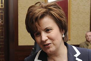 Ставнийчук подтвердила, что ушла к Януковичу