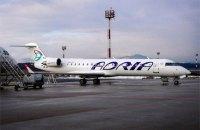 Авиарейс Таллинн-Киев был задержан на час из-за сообщения о взрывчатке