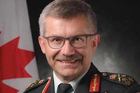 Внук украинских переселенцев возглавил сухопутные войска Канады